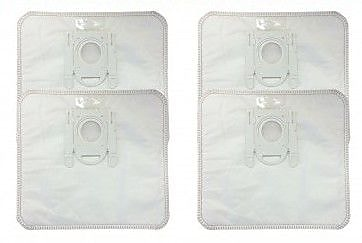 Crucial HEPA Style Replacement Bag (Set of 4) WYF078279185925