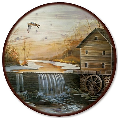 WGI GALLERY The Old Mill Lazy Susan