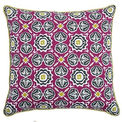 Wildon Home Chasadie Cotton Throw Pillow