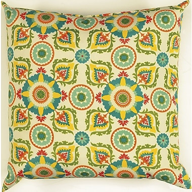 Wildon Home Clarine Indoor/Outdoor Floor Pillow; Sorbetto