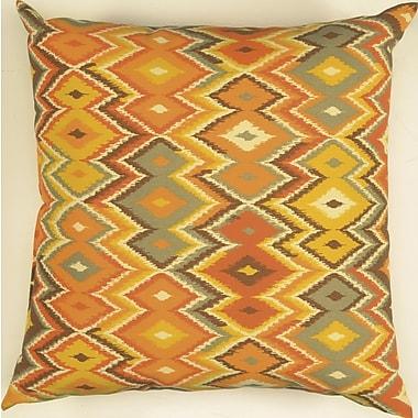Wildon Home Claris Indoor/Outdoor Floor Pillow; Pompeii