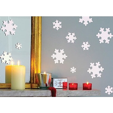 Fun To See Snowflakes Wall Decal