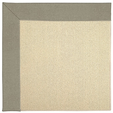 Capel Zoe Machine Tufted Buff Indoor/Outdoor Area Rug; Rectangle 3' x 5'
