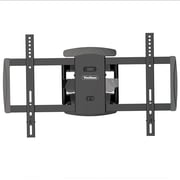 VonHaus Premium Double Arm Articulating TV Wall Mount 37''-70'' Flat Panel Screens