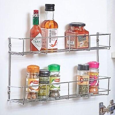 VonShef 16 Jar Spice Rack