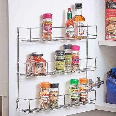 VonShef 24 Jar Spice Rack