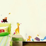 RetailSource Animals for Everyone Wall Decal