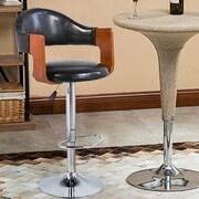 Merax Adjustable Height Swivel Bar Stool