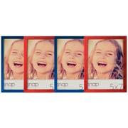 NielsenBainbridge Picture Frame (Set of 4); 5'' x 7''