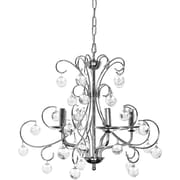 Wellyer Apollo 5-Light Crystal Chandelier