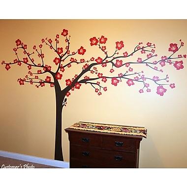 Pop Decors Floral Super Big Tree Wall Decal