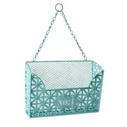 Cheungs Hanging Rectangular Metal Basket