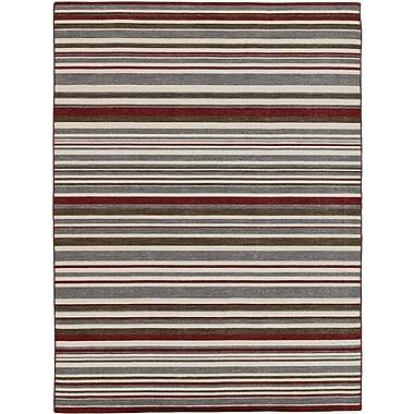 AMER Rugs Elana Flat-Weave Multicolored Area Rug; Rectangle 2' x 3'