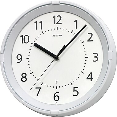 Rhythm Gemini 11'' Wall Clock