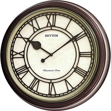 Rhythm WSM Canterbury 16'' Wall Clock