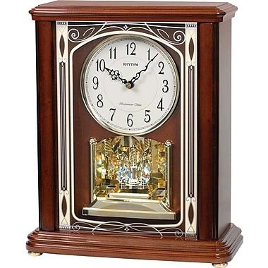 Rhythm WSM Savannah Mantel Clock