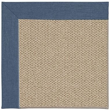 Capel Inspirit Champagne Machine Tufted Caribbean/Brown Area Rug; Rectangle 5' x 8'
