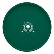 Kraftware Kasualware Designs Golf 14'' Round Serving Tray