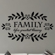 SissyLittle Life's Greatest Pleasure Wall Decal