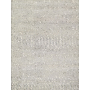 Pasargad Transitional Hand-Knotted Blue Area Rug