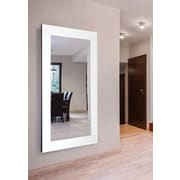 Rayne Mirrors Double Wide Vanity Wall Mirror; Extra Large