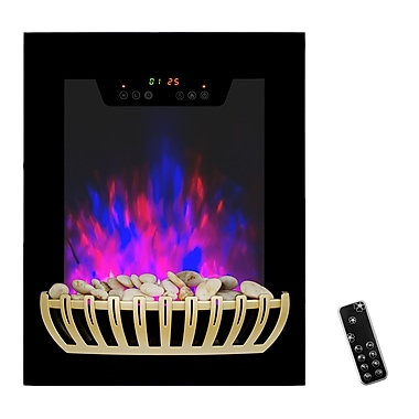 AKDY Wall Mounted Electric Fireplace