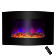 GoldenVantage Wall Mount Electric Fireplace