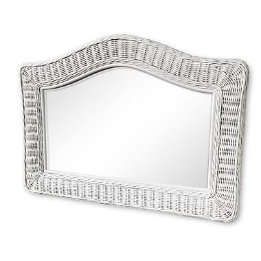 ElanaMar Designs Elana Crowned Top Dresser Mirror