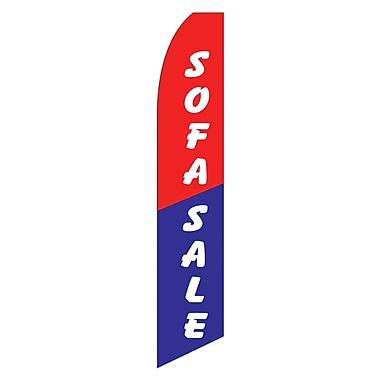 NeoPlex Sofa Sale Swooper Flag
