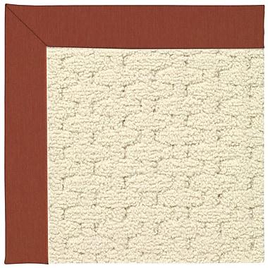 Capel Zoe Off White Indoor/Outdoor Area Rug; Square 12'