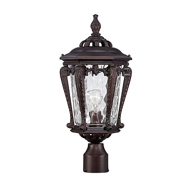 Acclaim Lighting Stratford Outdoor 1-Light Lantern Head