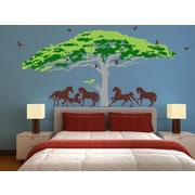 Pop Decors Monkey Pod Tree Wall Mural