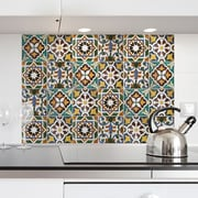 WallPops! Green Tiles Kitchen Tiles Wall Decal