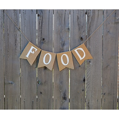 Rustic Chic Boutique Food Banner