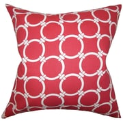 The Pillow Collection Throw Pillow; 18'' x 18''