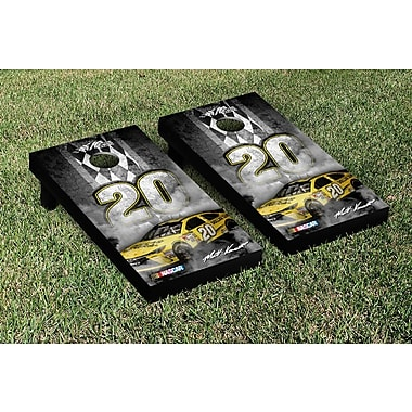 Victory Tailgate NCAA Nascar Pit Row Version Cornhole Game Set; NASCAR Matt Kenseth #20