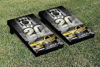 Victory Tailgate NCAA Nascar Pit Row Version Cornhole Game Set; NASCAR Matt Kenseth #20