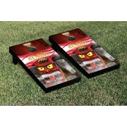 Victory Tailgate Monster Jam Smoke Version Cornhole Game Set; Monster Jam El Diablo
