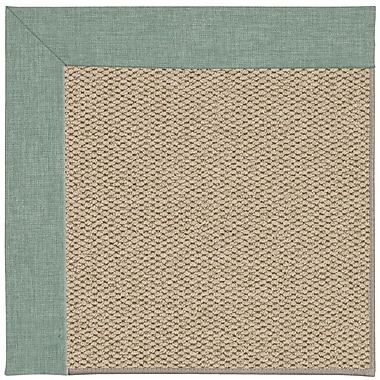 Capel Inspirit Champagne Machine Tufted Reef/Brown Area Rug; Round 12' x 12'