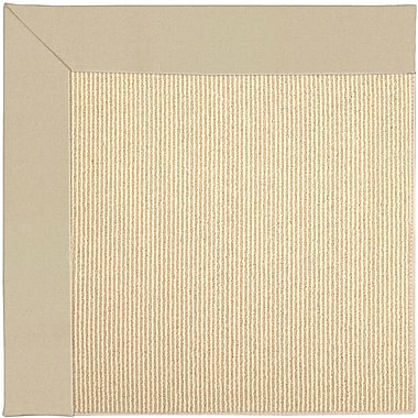 Capel Zoe Machine Tufted Ecru/Beige Indoor/Outdoor Area Rug; Rectangle 12' x 15'