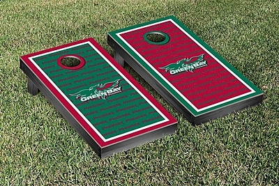 Victory Tailgate NCAA Cornhole Game Set; Wisconsin Green Bay Phoenix WYF078278339069