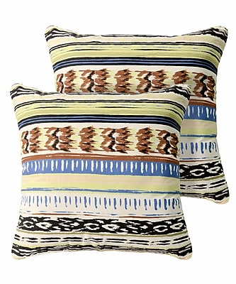 Pegasus Home Fashions Cliffside Throw Pillow (Set of 2)