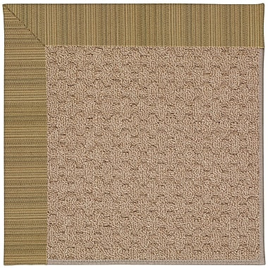 Capel Zoe Grassy Mountain Machine Tufted Indoor/Outdoor Area Rug; Rectangle 8' x 10'