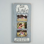 Glory Haus Our Family Picture Frame