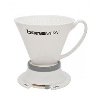 Bonavita Wide Base Porcelain Immersion Dripper Coffee Maker