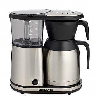 Bonavita 8 Cup Stainless Steel Carafe Coffee Maker WYF078278182918