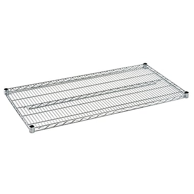 Extra Shelf for Sandusky 48x24 Chrome Wire Shelving