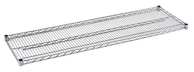 Extra Shelf for Sandusky 60x18 Chrome Wire Shelving