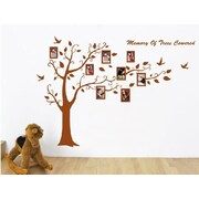 RetailSource Tree of Memory Frames Wall Decal