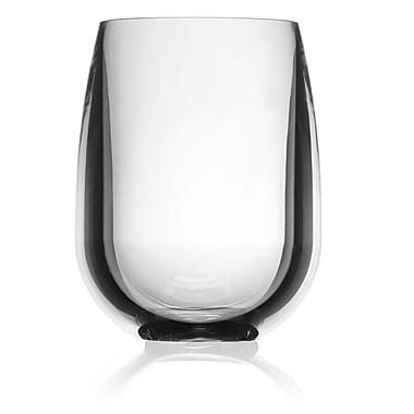 symGLASS 12 Oz. Stemless Glass (Set of 4)